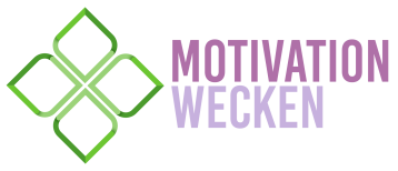 Logo Motivation Wecken