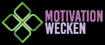 Logo Motivation Wecken